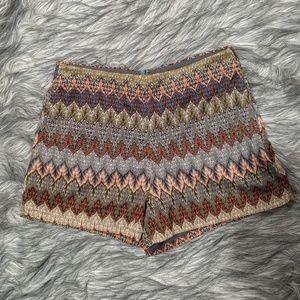 Ark & Co boho shorts